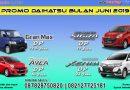 Promo Daihatsu Bulan Juni 2019