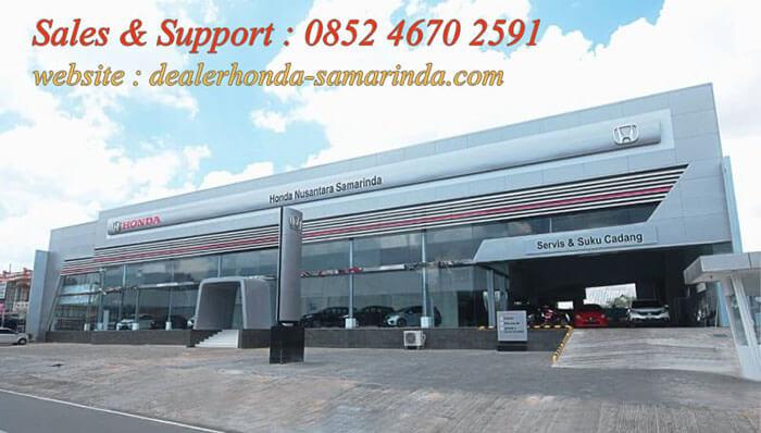 Honda Samarinda