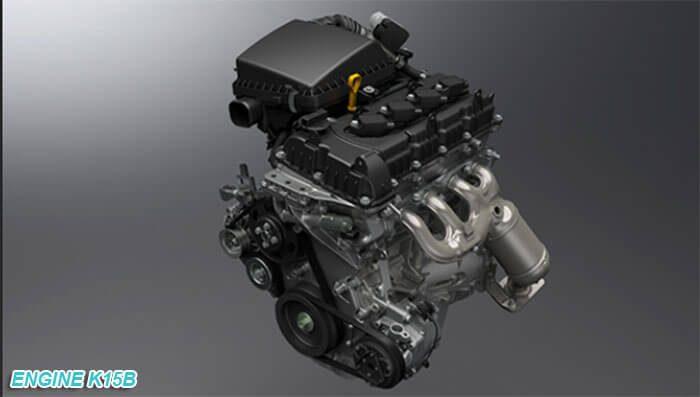 ENGINE K15B