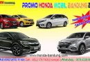 Promo Honda Mobil Bandung 2019