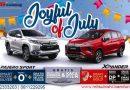 Promo Pajero Sport dan Xpander Bandung Juli 2019