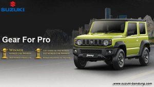 Spesifikasi Suzuki Jimny