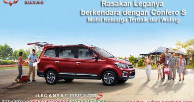 Spesifikasi dan Harga Wuling Confero 2019 Bandung