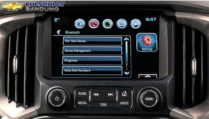 Teknologi Chevrolet Colorado