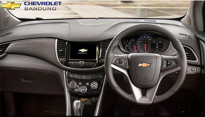 Interior Chevrolet Trax