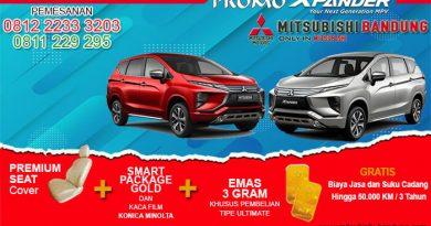 Promo Bonus Mitsubishi Xpander Bandung
