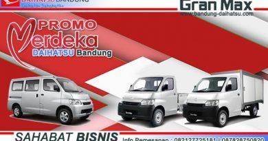 Promo Merdeka Daihatsu Granmax