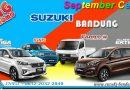 September Ceria Mobil Suzuki Bandung