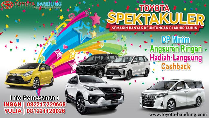 Promo Akhir Tahun 2019 Toyota Bandung