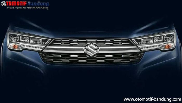 Bedah Bocoran Suzuki XL7 : 3 Varian, Dapat Lampu LED & Smart Mirror