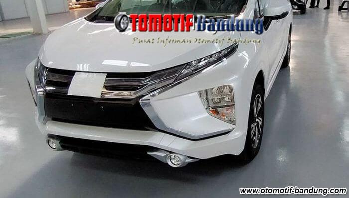 Bocor Foto Mitsubishi Xpander Facelift di Malaysia