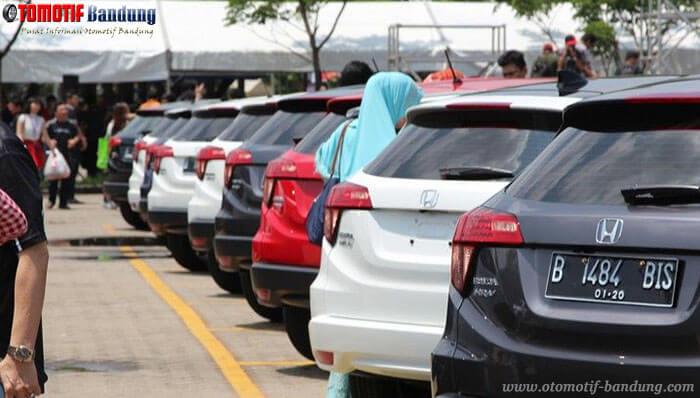 Honda HR-V Buatan 2015 Paling Banyak Dicari