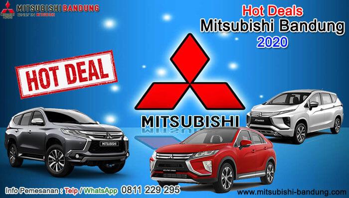 Hot Deals Mitsubishi Bandung 2020