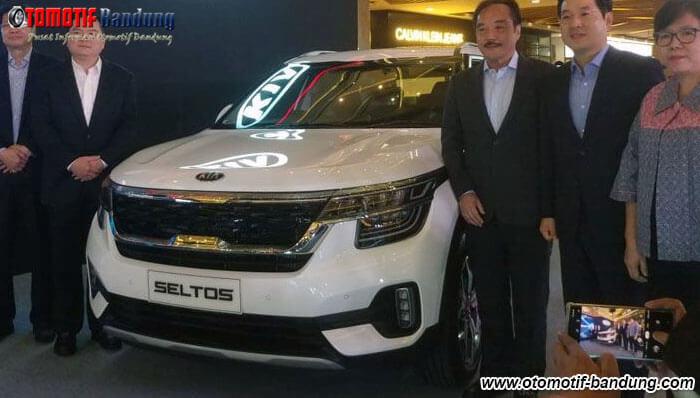 KIA Seltos Launching Memakai Mesin Turbo dan DCT