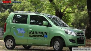 Suzuki Karimun Wagon R Siap di Segarkan