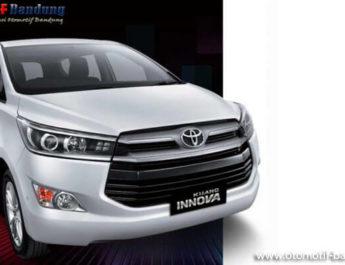 Beli Toyota Innova Kini Bisa Disesuaikan dengan Budget