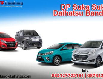 DP Suka Suka Daihatsu Bandung