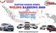 Daftar Harga Mobil Wuling Bandung Terbaru