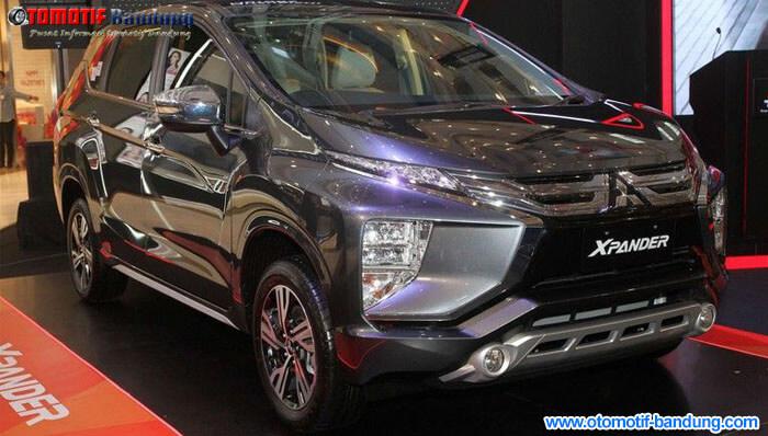 Mitsubishi Segarkan Xpander, Kini Pakai Lampu LED