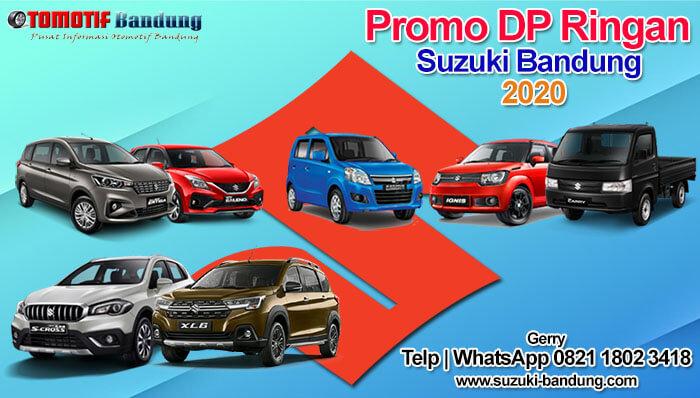 Promo DP Ringan Mobil Suzuki Bandung 2020