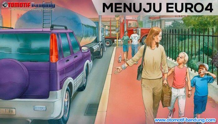 Standar Euro4 Membuat Harga Kendaraan Melambung