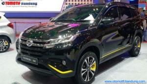 Terios Varian Terbaru Akan Bersaing dengan Suzuki XL7
