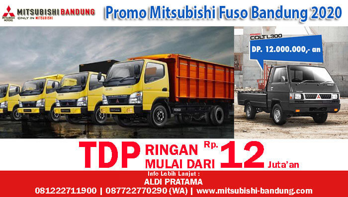 Promo Mitsubishi Fuso Bandung 2020