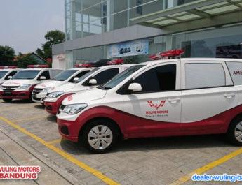 MPV Wuling Confero Ambulans
