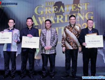 Mazda Dealer Excellence Award 2019 : Diler Terbaik Unjuk Gigi