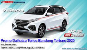 Promo All New Terios Bandung 2020
