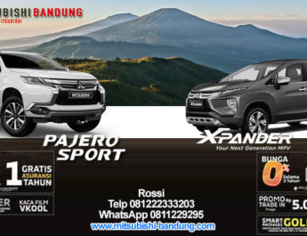 Promo Maret Mitsubishi Bandung 2020