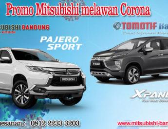 Promo Mitsubishi Melawan Corona