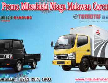 Promo Mitsubishi Niaga Melawan Corona