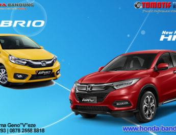 Promo Spesial Maret Honda Brio