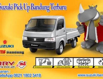 Promo Suzuki Pick Up Bandung Terbaru 2020