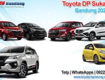 Promo Toyota Bandung DP Suka Suka