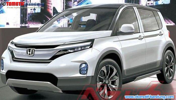 Untuk Menantang Rocky-Raize Honda Siapkan SUV Baru