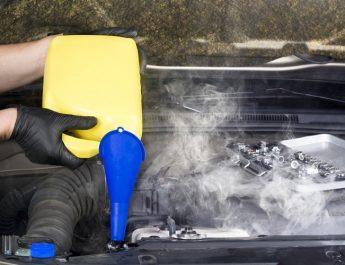 Mesin Cepat Panas Saat AC Mobil Hidup