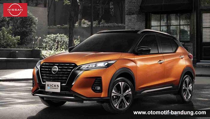Eksterior Nissan All-new Kicks e-POWER