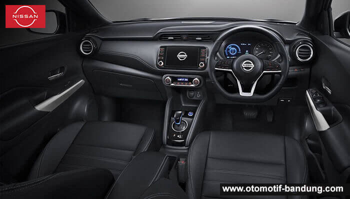 Fitur Nissan All-new Kicks e-POWER