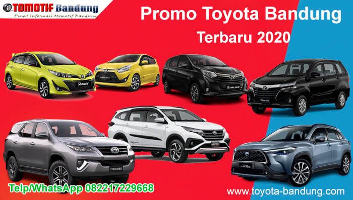 Promo September Ceria Toyota Bandung