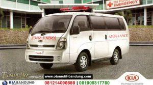 Spesifikasi dan Harga KIA Travello Ambulance Bandung