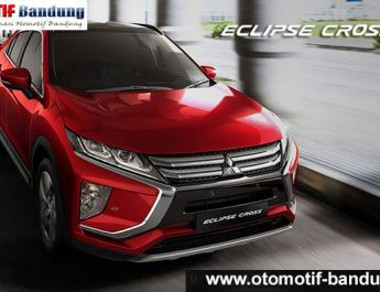 Spesifikasi dan Harga Mitsubishi Eclipse Cross