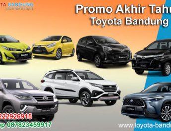 Promo Akhir Tahun Toyota Bandung 2020