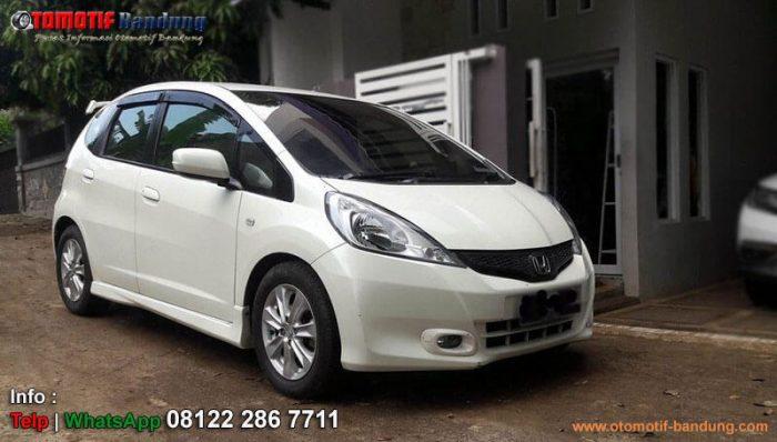 Dijual Honda Jazz S Automatic 2011