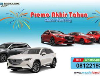 Paket Promo Mazda Bandung Khusus Akhir Tahun 2020
