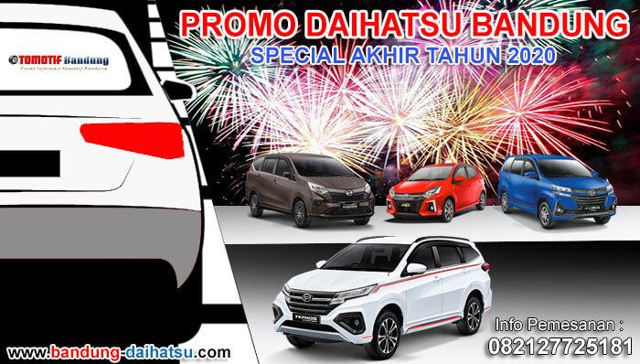 Promo Daihatsu Bandung Special Akhir Tahun 2020