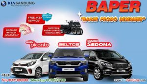 Promo KIA Bandung Special Akhir Tahun 2020