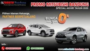 Promo Mitsubishi Bandung Special Akhir Tahun 2020