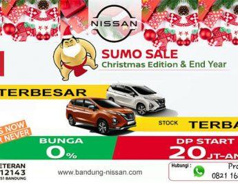 Promo Nissan Bandung Special Akhir Tahun 2020